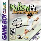 Mia Hamm Soccer Shootout Gameboy Color Fast Shipping