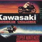 Kawasaki Carribean Challenge SNES Fast Shipping