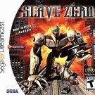 Slave Zero Dreamcast Great Condition Complete
