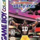 NFL Blitz Gameboy Color Great Condition Fast Shipping