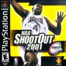 NBA ShootOut 2001 PS1 Great Condition Complete