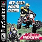 ATV Quad Power Racing PS1 Great Condition