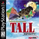 Tall Infinity Ultimate Puzzle Action PS1 Complete