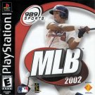 MLB 2002 PS1 Great Condition Fast Shipping