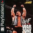 WWF Warzone PS1 Great Condition Fast Shipping