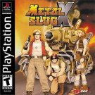 Metal Slug X PS1 Great Condition Complete Fast Shipping