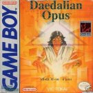 Daedalian Opus Gameboy Great Condition Fast Shipping