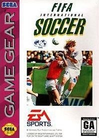 FIFA International Soccer Game Gear Great Condition