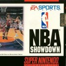 NBA Showdown SNES Great Condition Fast Shipping
