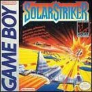 Solar Striker Gameboy Great Condition Fast Shipping