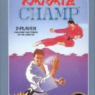 Karate Champ NES Great Condition Fast Shipping