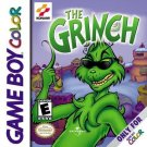 Grinch Gameboy Color Great Condition Fast Shipping
