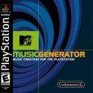 MTV Music Generator PS1 Great Condition Complete