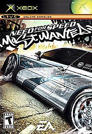 Need for Speed Most Wanted Xbox Complete Fast Shipping
