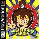 Monkey Hero PS1 Great Condition Complete Fast Shipping