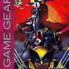 X-Men Game Gear Great Condition Fast Shipping