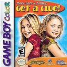 Mary-Kate & Ashley Get A Clue! Gameboy Color