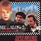 Home Alone 2 Lost In New York SNES Great Condition