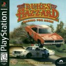 Dukes Of Hazzard Racing For Home PS1 Great Condition Complete Fast Shipping