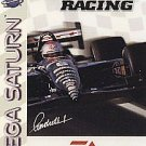 Andretti Racing Sega Saturn Great Condition Complete