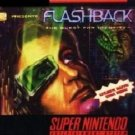 Flashback The Quest For Identity SNES Great Condition Fast Shipping