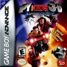 Spy Kids 3-D Game Over GBA Great Condition