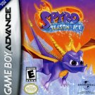 Spyro Season Of Ice GBA Great Condition Fast Shipping