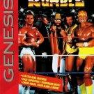 WWF Royal Rumble Sega Genesis Great Condition Fast Shipping