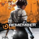 Remember Me Xbox 360 Great Condition Complete Fast Shipping