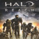 Halo Reach Xbox 360 Great Condition Complete Fast Shipping