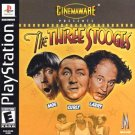 Three Stooges PS1 Great Condition Complete Fast Shipping