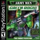 Army Men Green Rogue PS1 Great Condition Complete