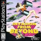 Invasion From Beyond PS1 Brand New Fast Shipping