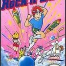 Rock 'n Ball NES Great Condition Fast Shipping
