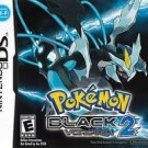 Pokemon Black Version 2 Nintendo DS Great Condition Complete Fast Shipping