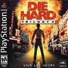 Die Hard Trilogy 2 Viva Las Vegas PS1 Great Condition
