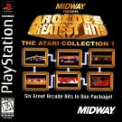 Arcade's Greatest Hits Atari Collection 1 PS1 Great Condition Fast Shipping