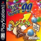 Bust A Move 99 PS1 Great Condition Fast Shipping Rare