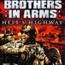 Brothers In Arms Hell's Highway Xbox 360 Great Condition Fast Shipping