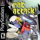 Rat Attack! PS1 Mint Condition Complete Fast Shipping