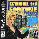 Wheel of Fortune PS1 Great Condition Fast Shipping