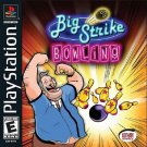 Big Strike Bowling PS1 Great Condition Fast Shipping