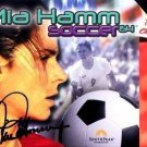 Mia Hamm Soccer 64 N64 Great Condition Fast Shipping