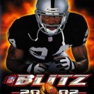 NFL Blitz 2002 Xbox Great Condition Complete Fast Shipping