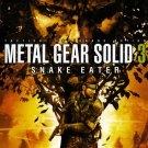 Metal Gear Solid 3 Snake Eater PS2 Great Condition Complete Fast Shipping