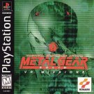 Metal Gear Solid VR Missions PS1 Great Condition Fast Shipping
