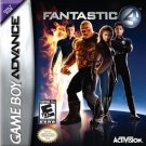 Fantastic 4 GBA Great Condition Fast Shipping