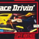 Race Drivin' SNES Great Condition Fast Shipping