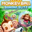 Super Monkey Ball Banana Blitz Wii Complete