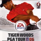 Tiger Woods PGA Tour 06 Xbox Great Condition Complete Fast Shipping